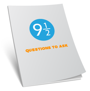 9.5 QUESTIONS TO ASK  WHEN SHOPPING FOR PERFORMANCE MANAGEMENT SOFTWARE